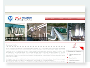 Eco friendly insulation website